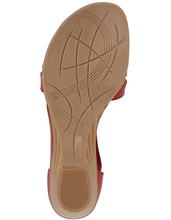 Corina Red Glove Sandal image 6
