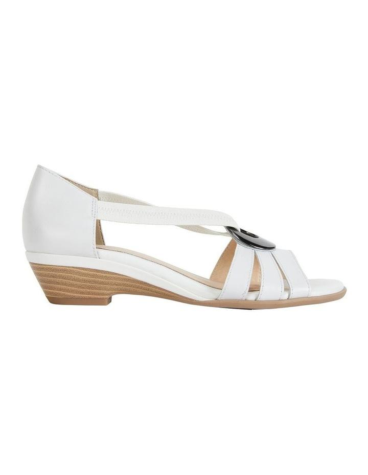 Corina White Glove Sandal image 1