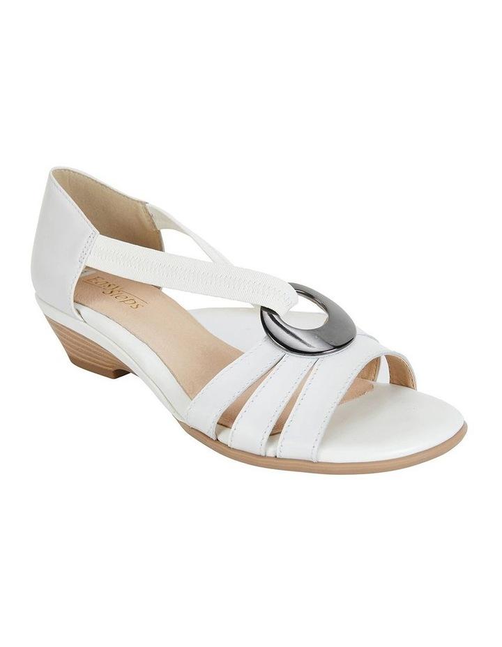 Corina White Glove Sandal image 2