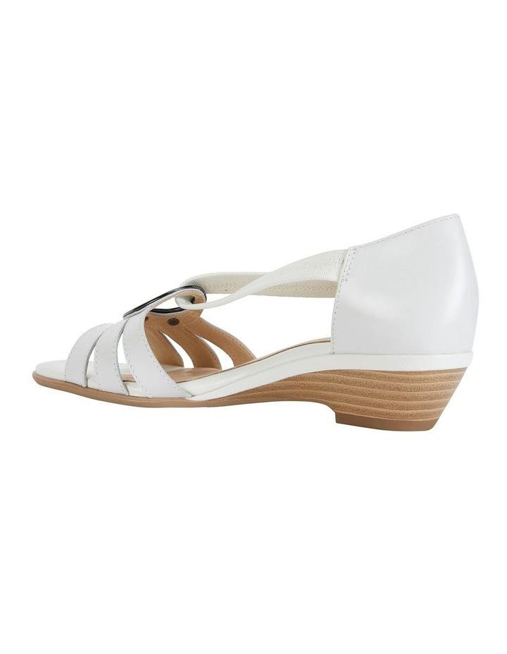 Corina White Glove Sandal image 4
