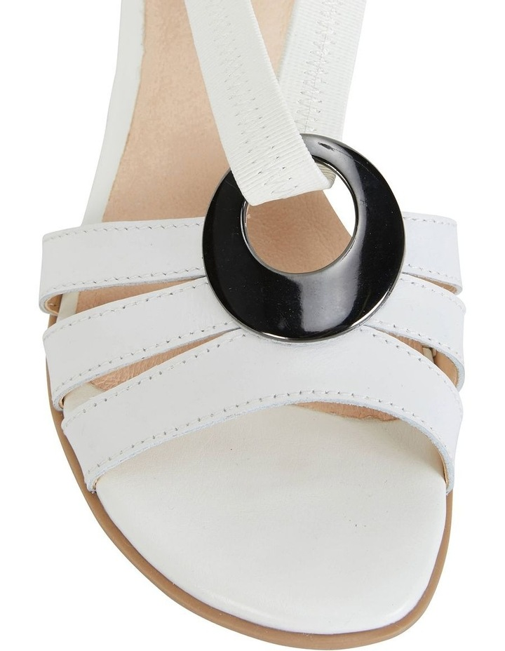 Corina White Glove Sandal image 5