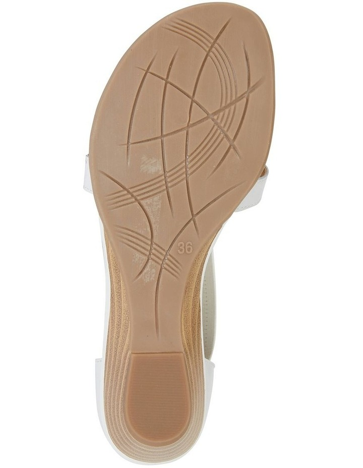 Corina White Glove Sandal image 6