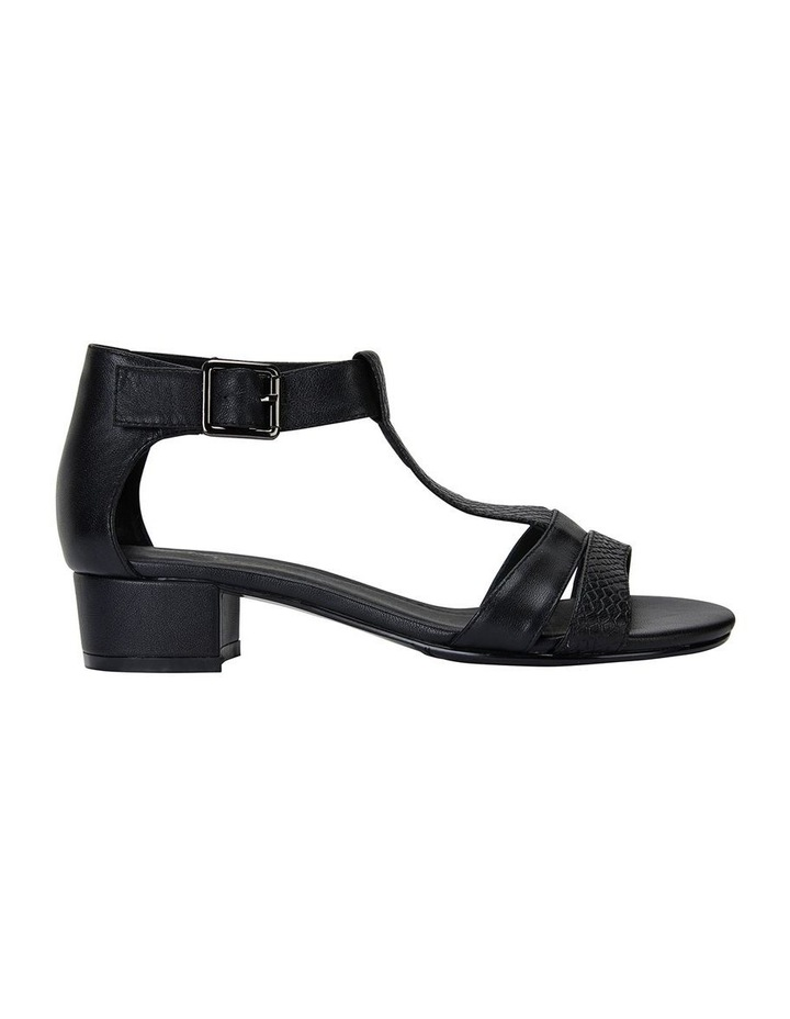 Title Black Glove Sandal image 1