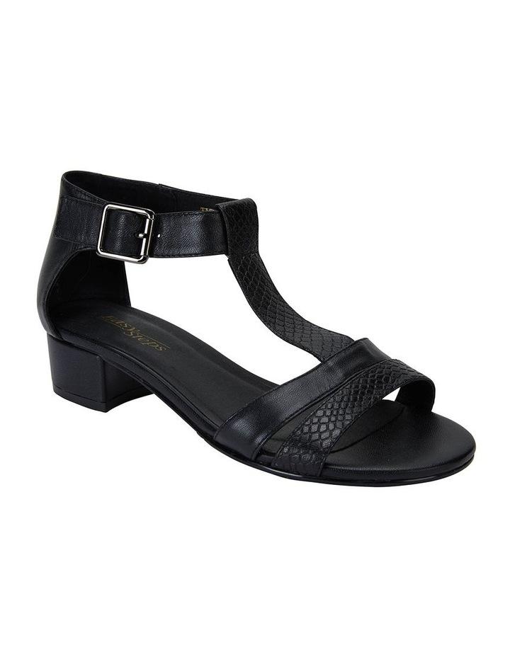 Title Black Glove Sandal image 2