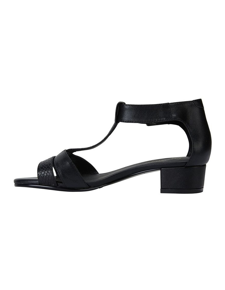 Title Black Glove Sandal image 3