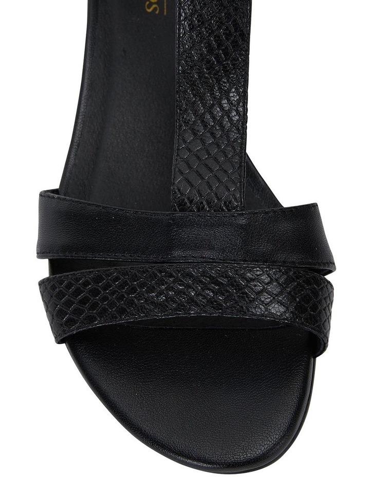 Title Black Glove Sandal image 6