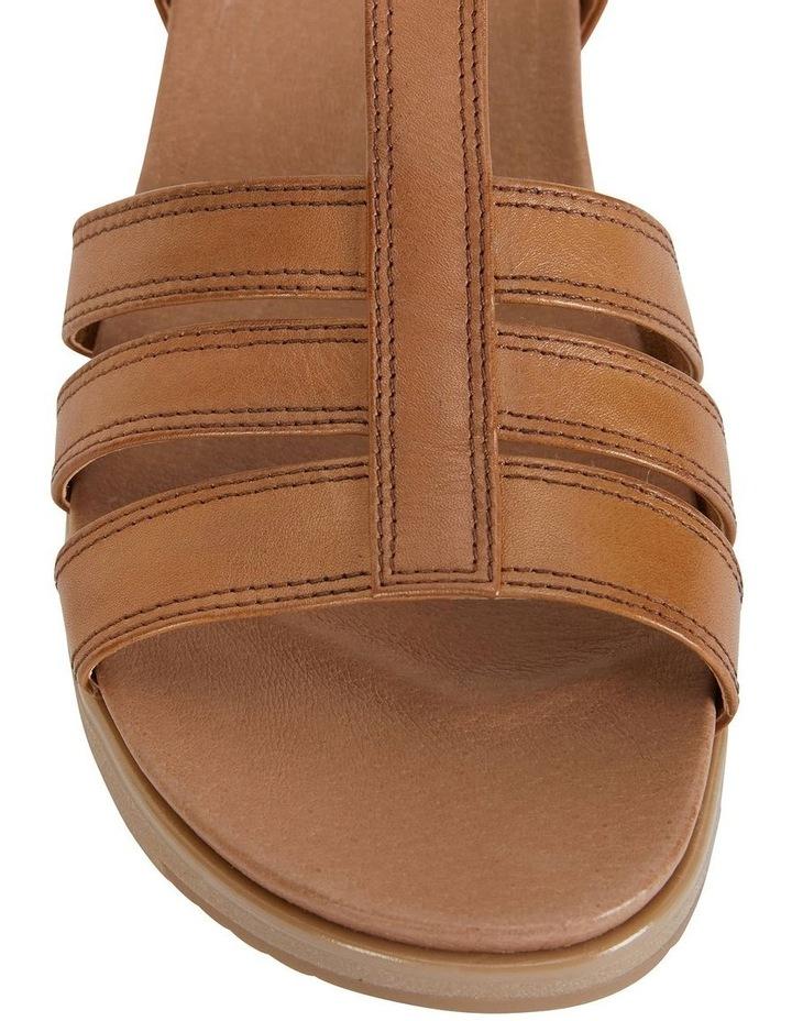 Ohio Cognac Glove Sandal image 5