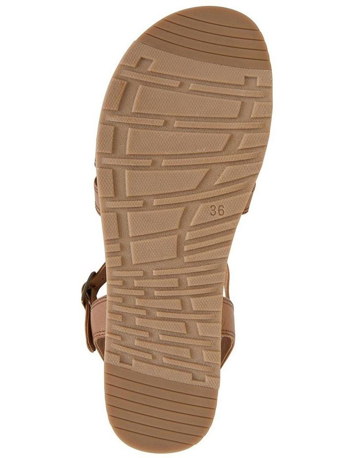 Ohio Cognac Glove Sandal image 6
