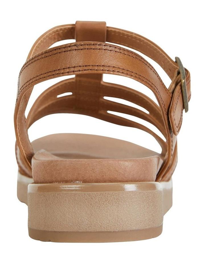 Ohio Cognac Glove Sandal image 7