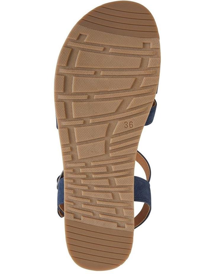 Ohio Navy Nubuck Sandal image 6