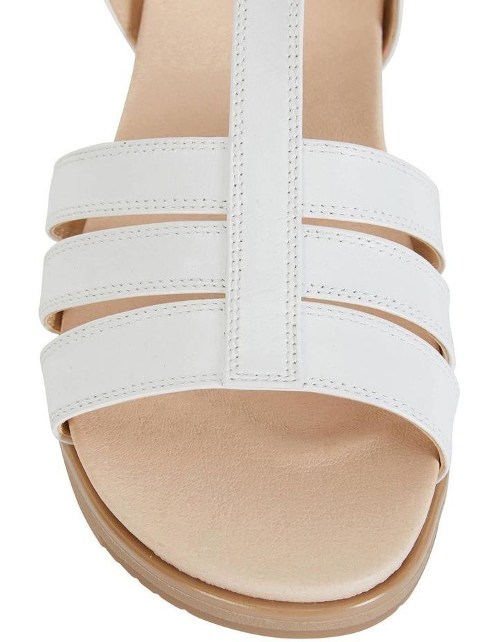 Ohio White Glove Sandal image 5