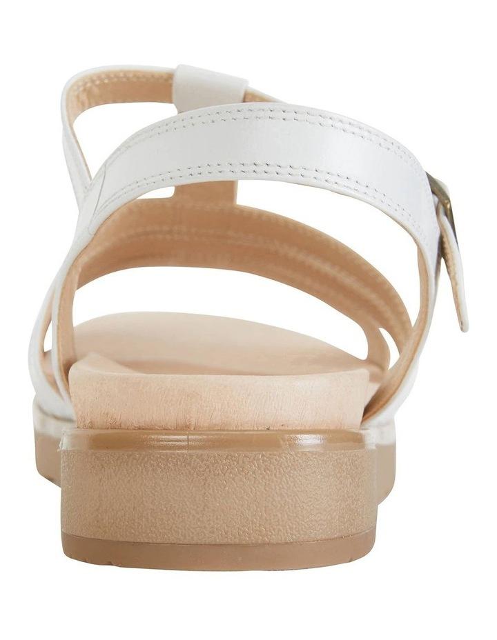 Ohio White Glove Sandal image 7