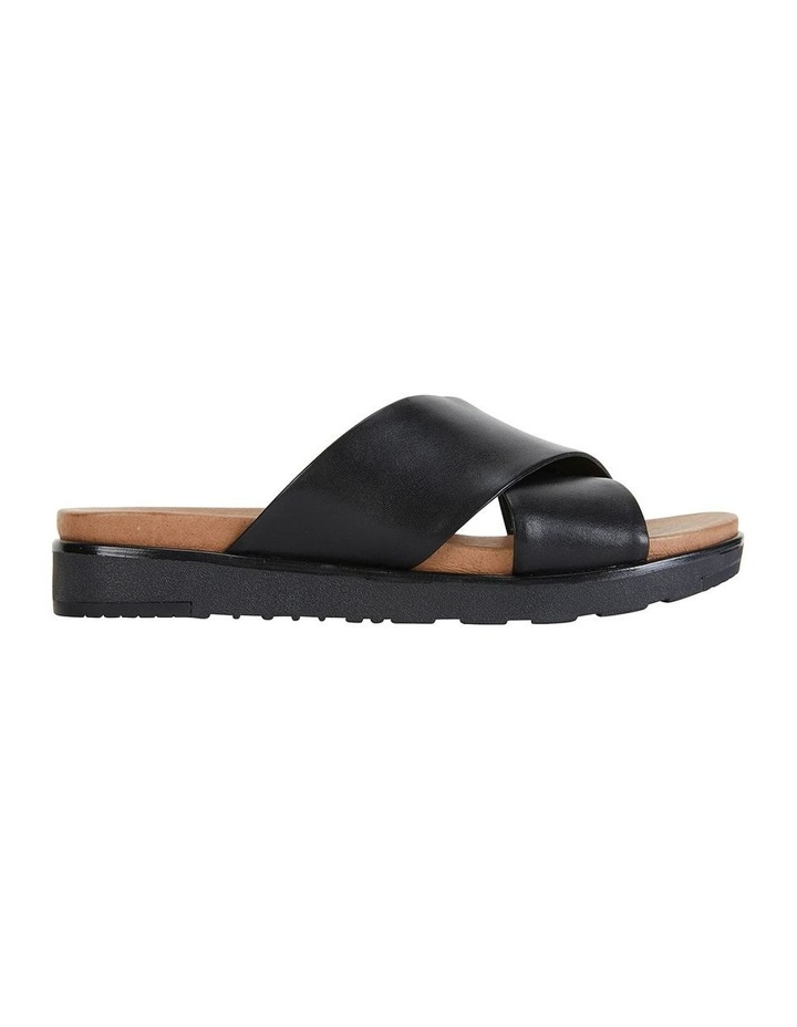 Bold Black Glove Sandal image 1