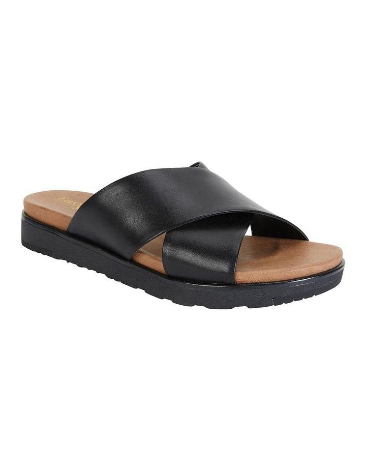 Bold Black Glove Sandal image 2