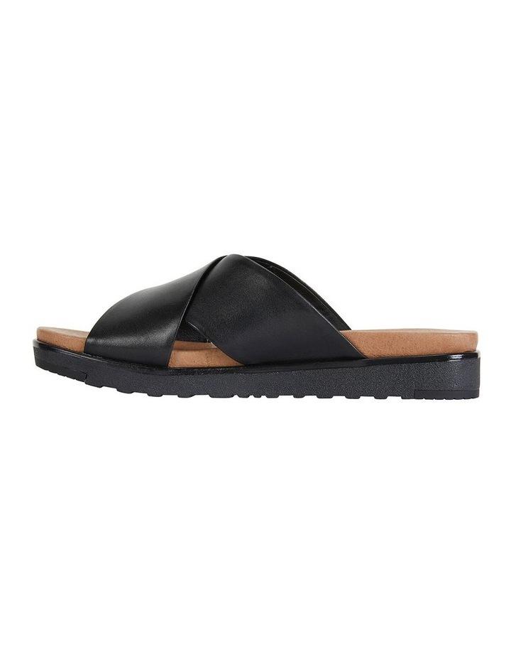 Bold Black Glove Sandal image 3