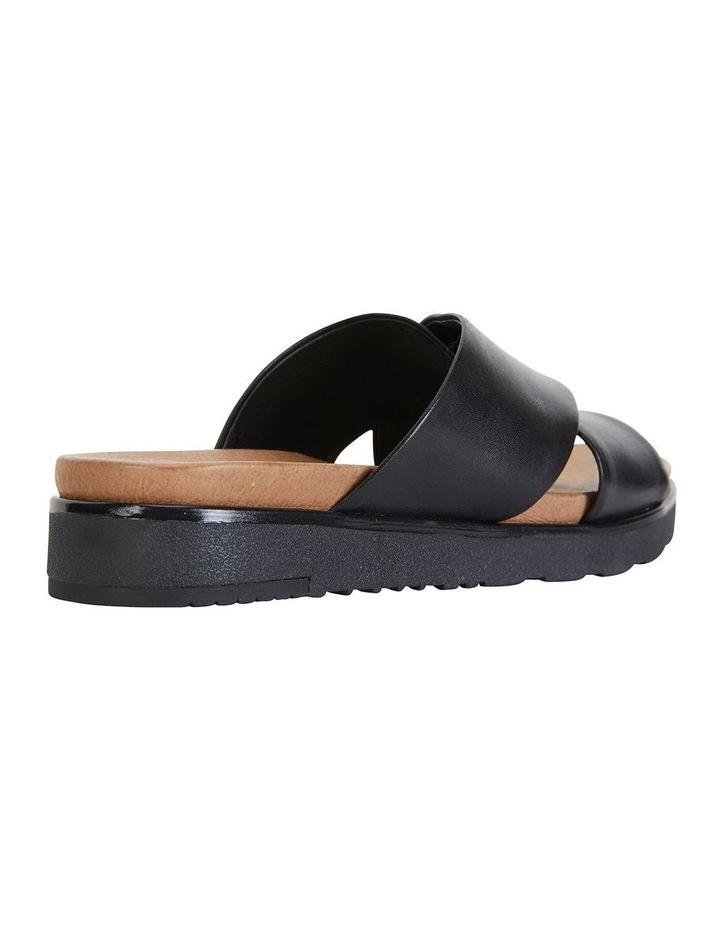 Bold Black Glove Sandal image 4