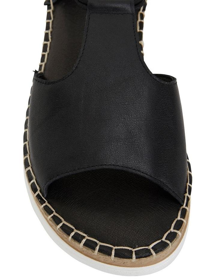 Eddie Black Glove Sandal image 5