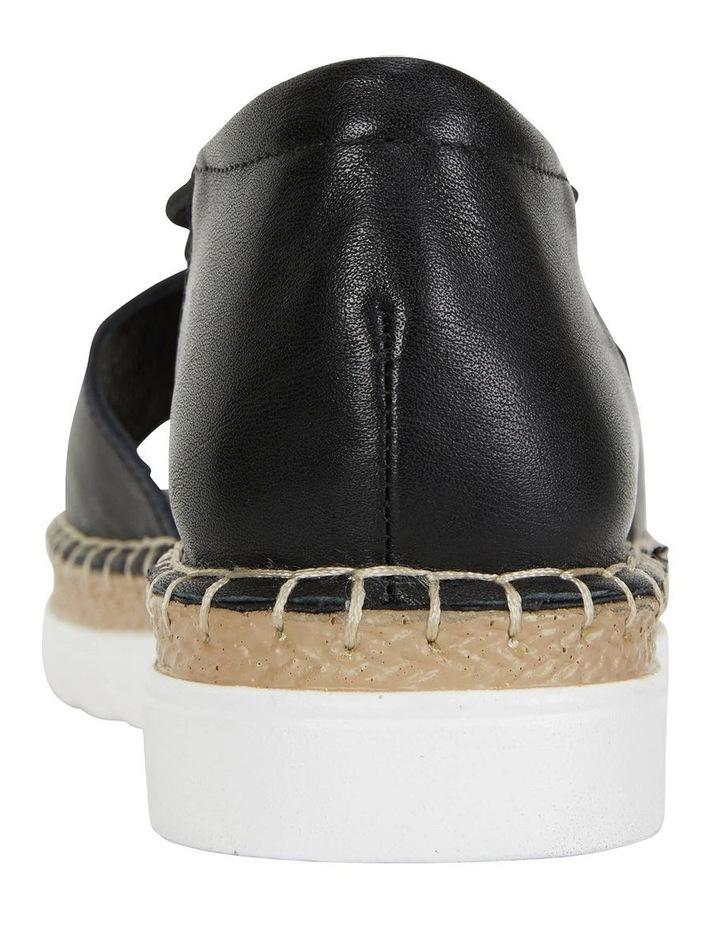 Eddie Black Glove Sandal image 7