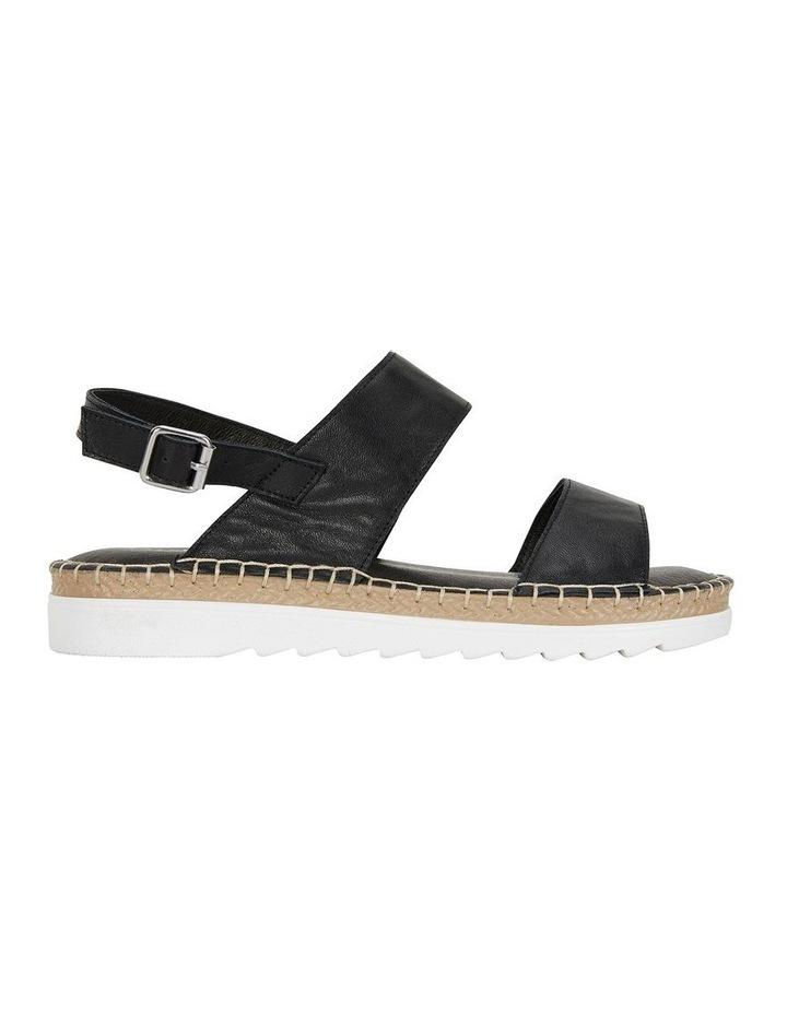 Egan Black Glove Sandal image 1
