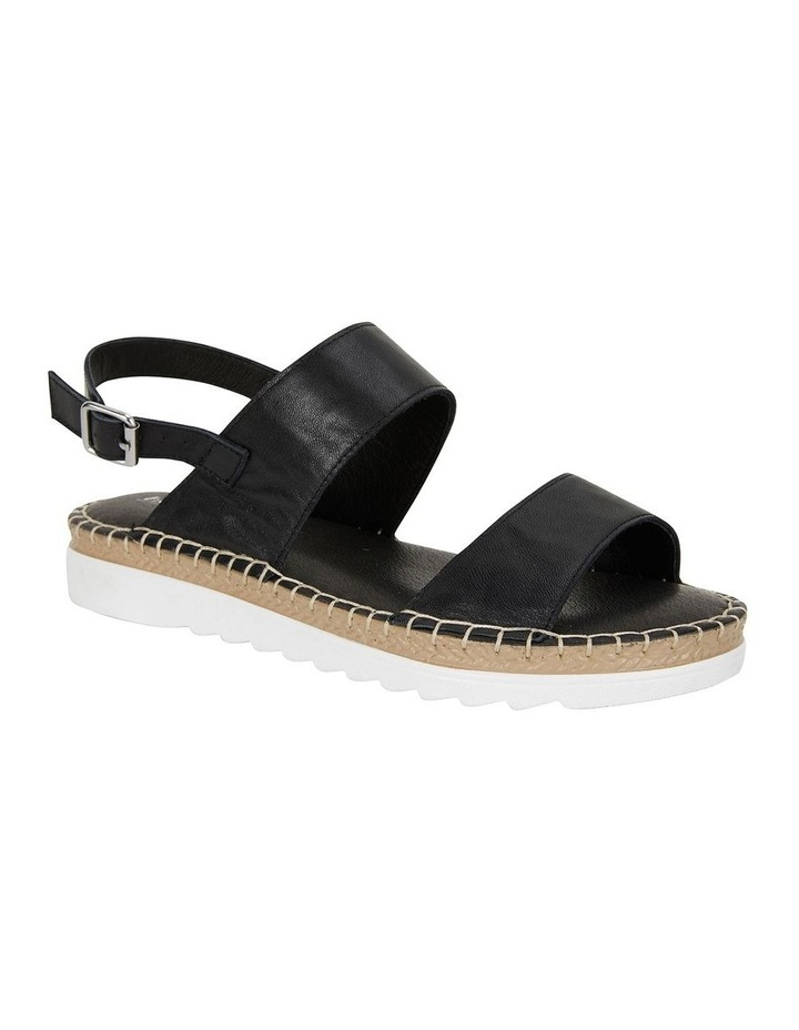 Egan Black Glove Sandal image 2
