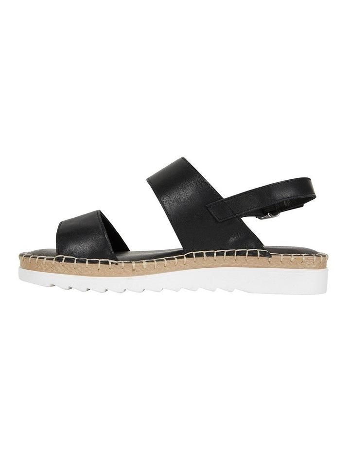 Egan Black Glove Sandal image 3