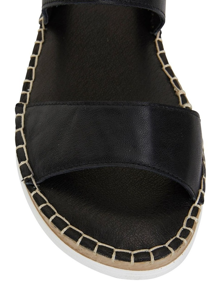 Egan Black Glove Sandal image 5