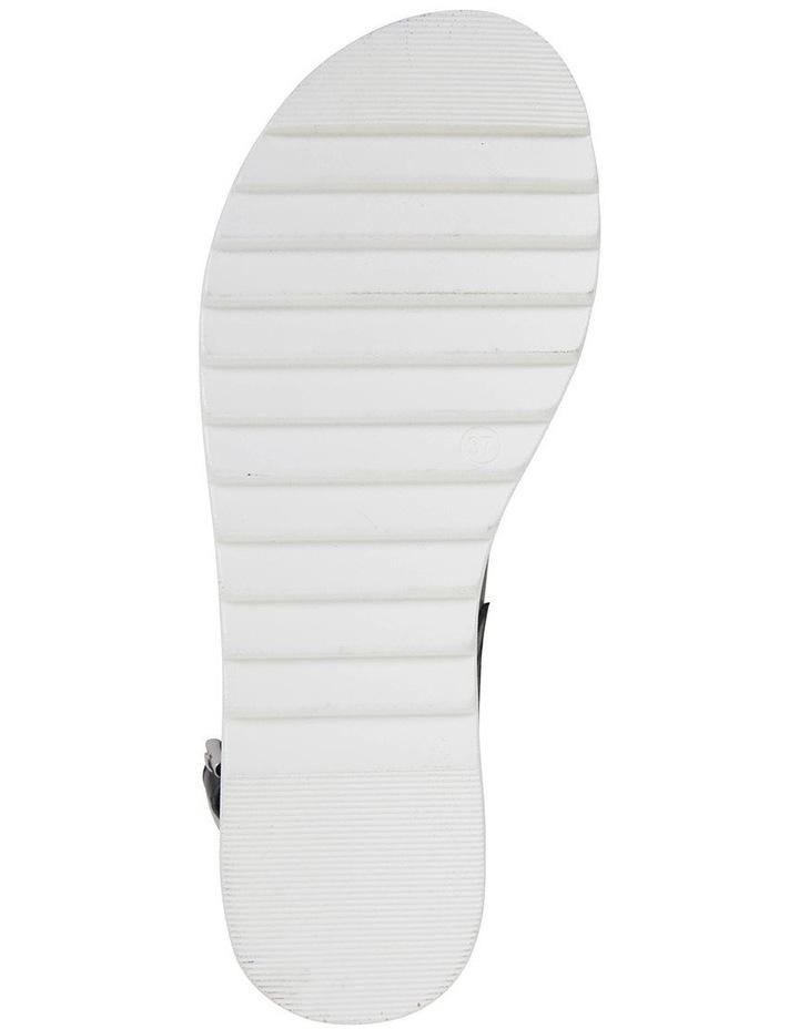 Egan Black Glove Sandal image 6