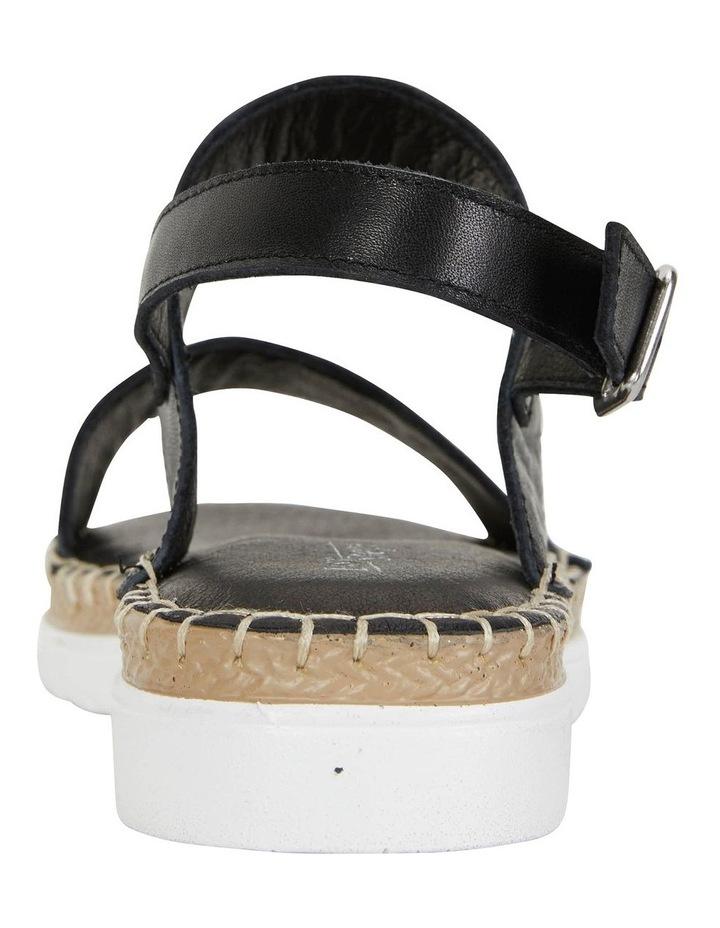 Egan Black Glove Sandal image 7