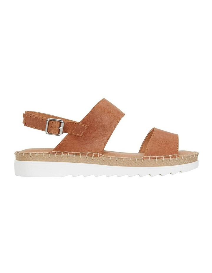 Egan Tan Glove Sandal image 1