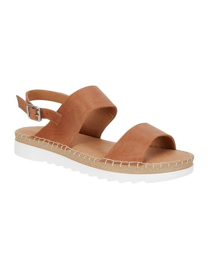Egan Tan Glove Sandal image 2