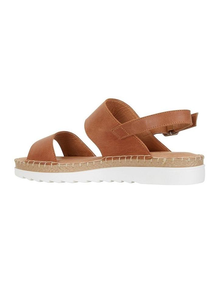 Egan Tan Glove Sandal image 4