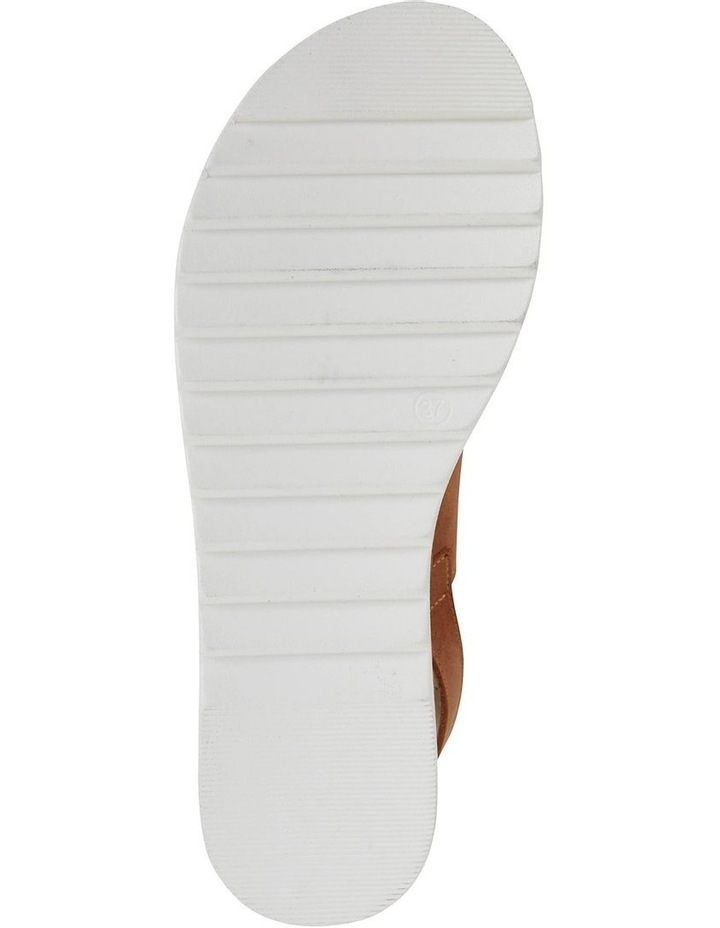 Egan Tan Glove Sandal image 6