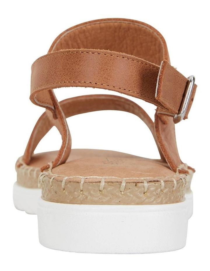 Egan Tan Glove Sandal image 7