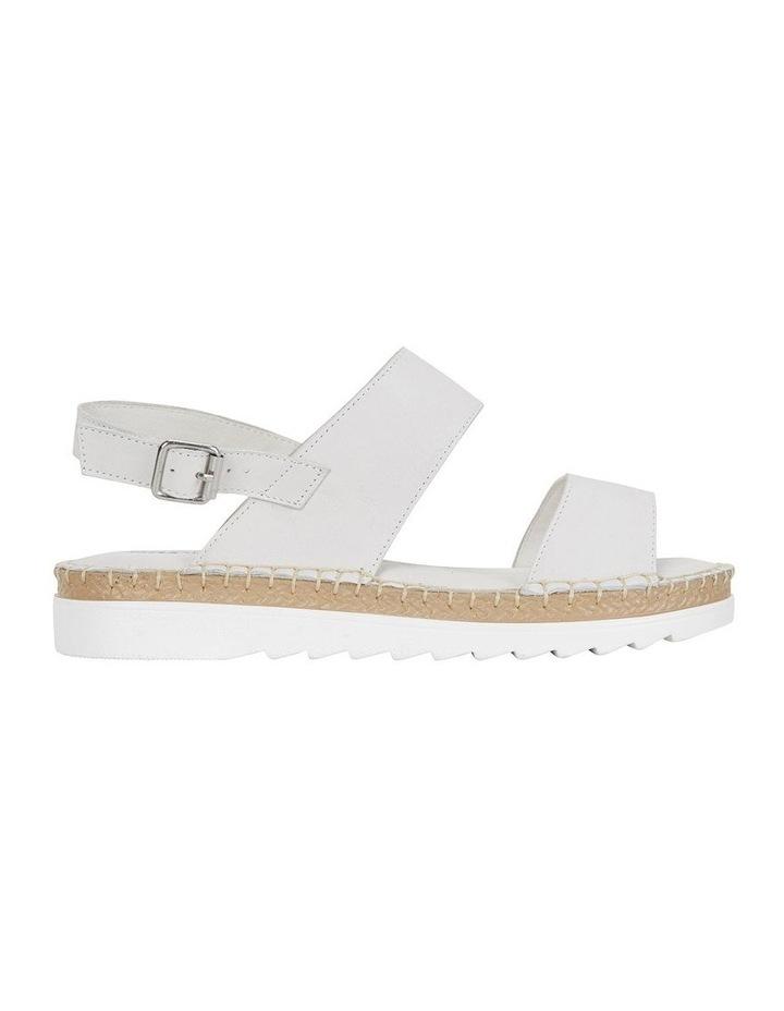 Egan White Glove Sandal image 1
