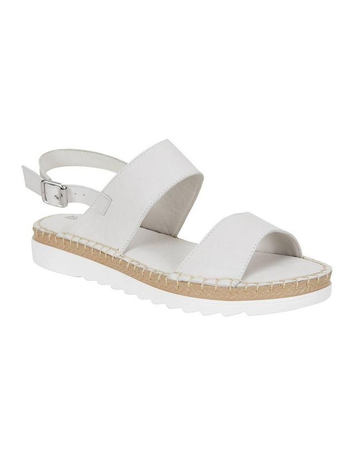 Egan White Glove Sandal image 2