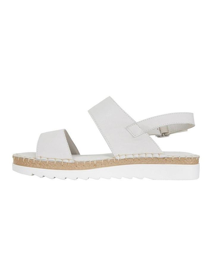 Egan White Glove Sandal image 3