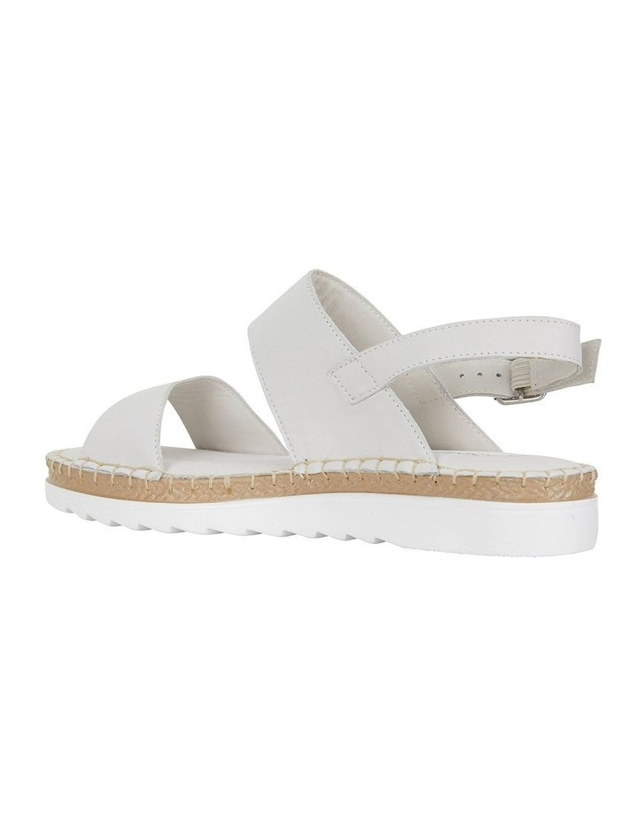 Egan White Glove Sandal image 4