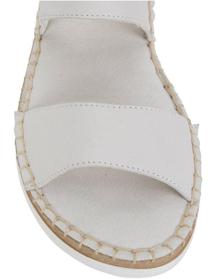 Egan White Glove Sandal image 5