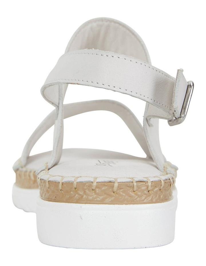 Egan White Glove Sandal image 7