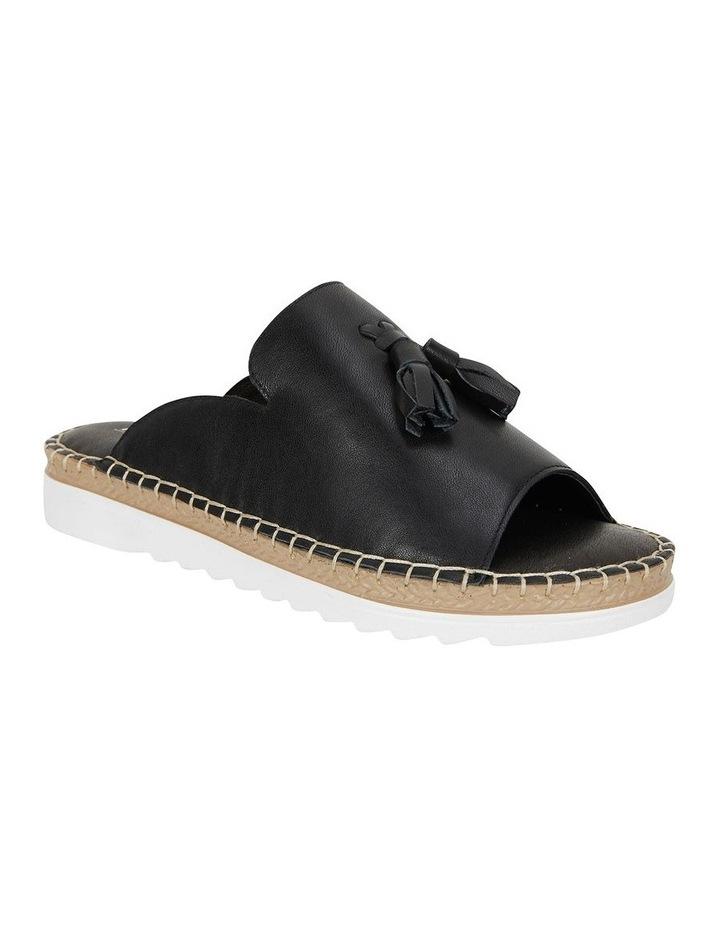 Elsa Black Glove Sandal image 2
