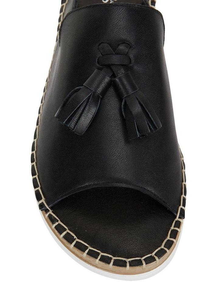 Elsa Black Glove Sandal image 5