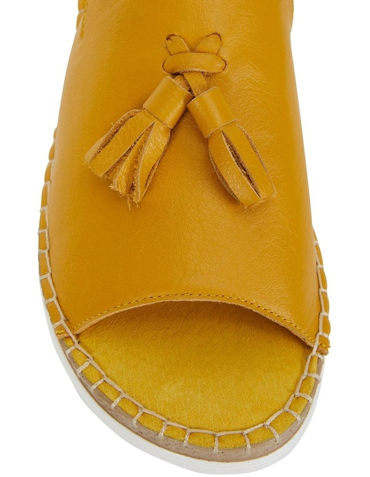 Elsa Mustard Glove Sandal image 5