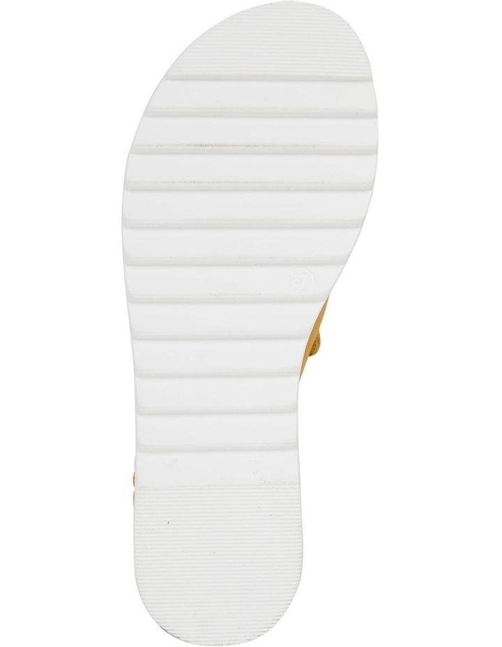 Elsa Mustard Glove Sandal image 6
