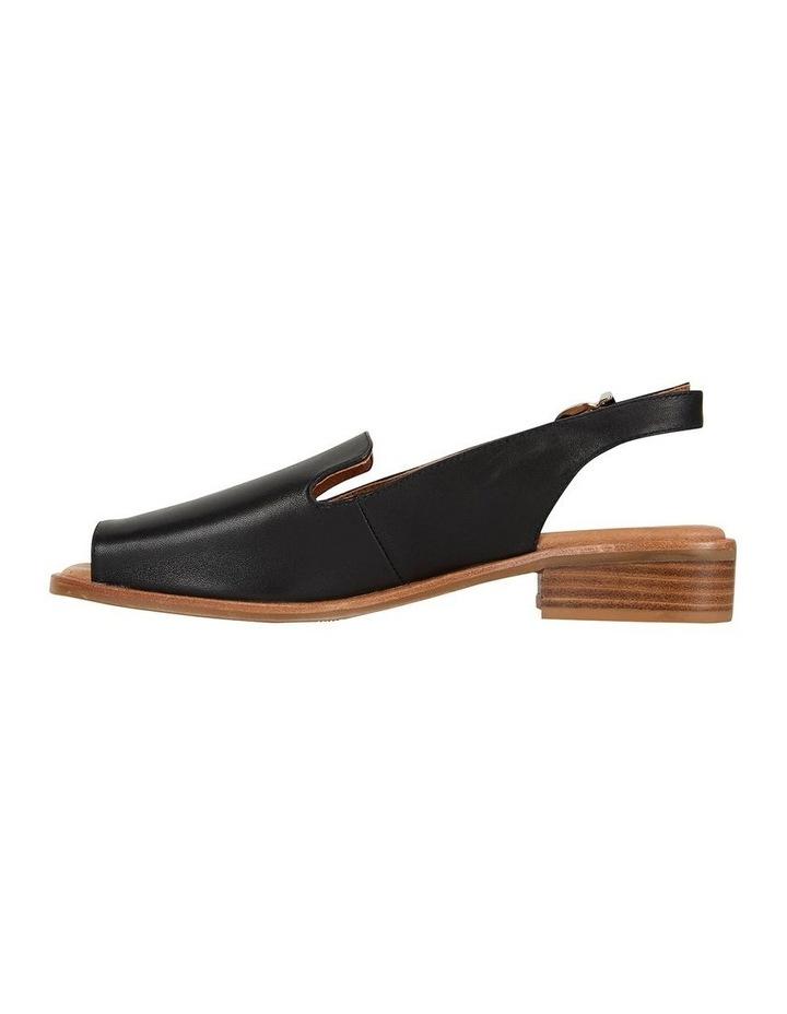 Delaney Black Glove Sandal image 3
