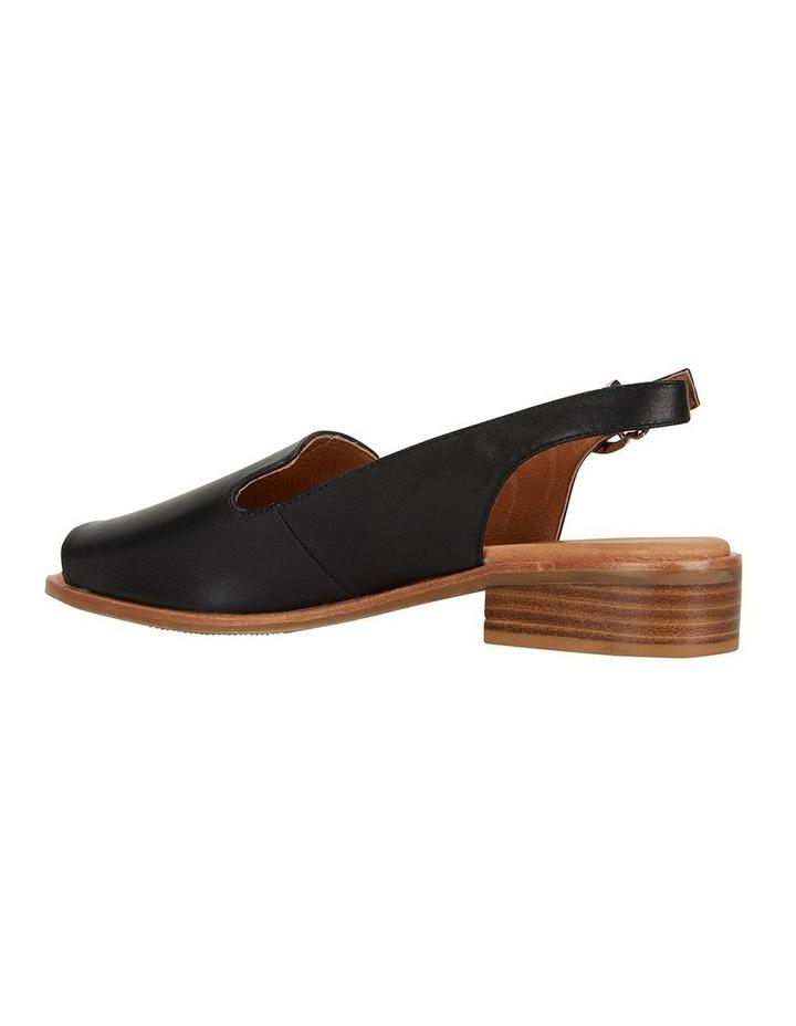 Delaney Black Glove Sandal image 4