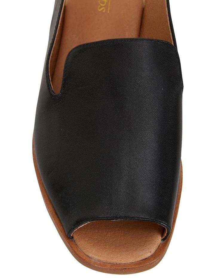 Delaney Black Glove Sandal image 5