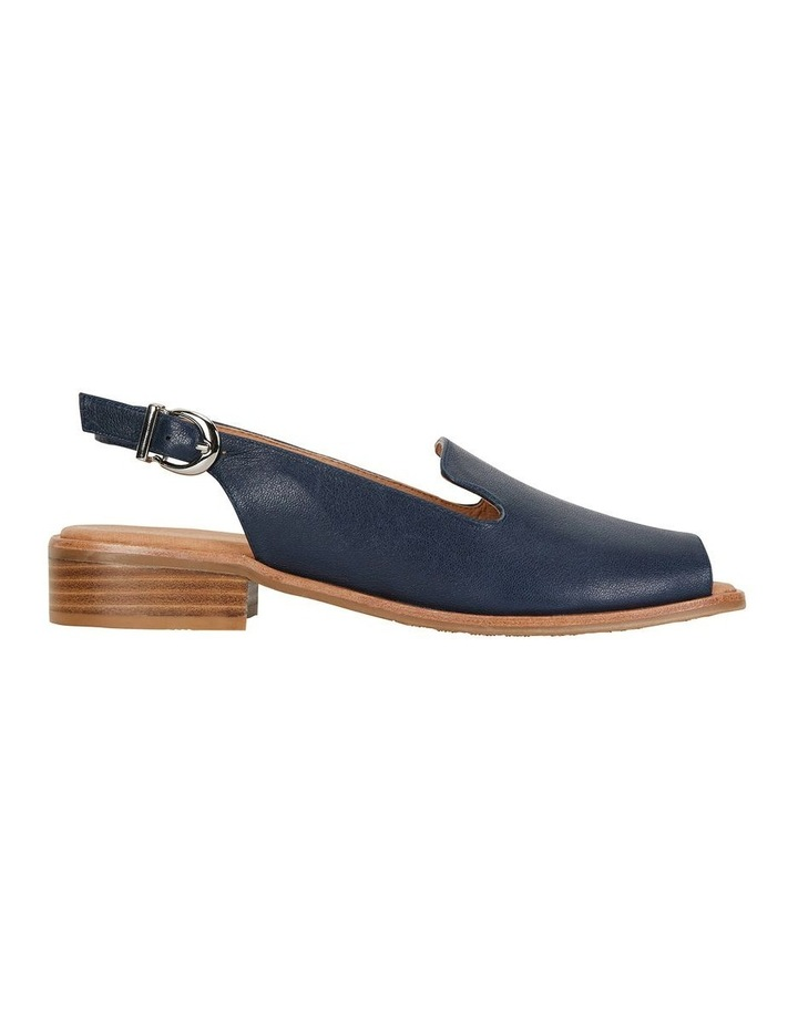 Delaney Navy Glove Sandal image 1