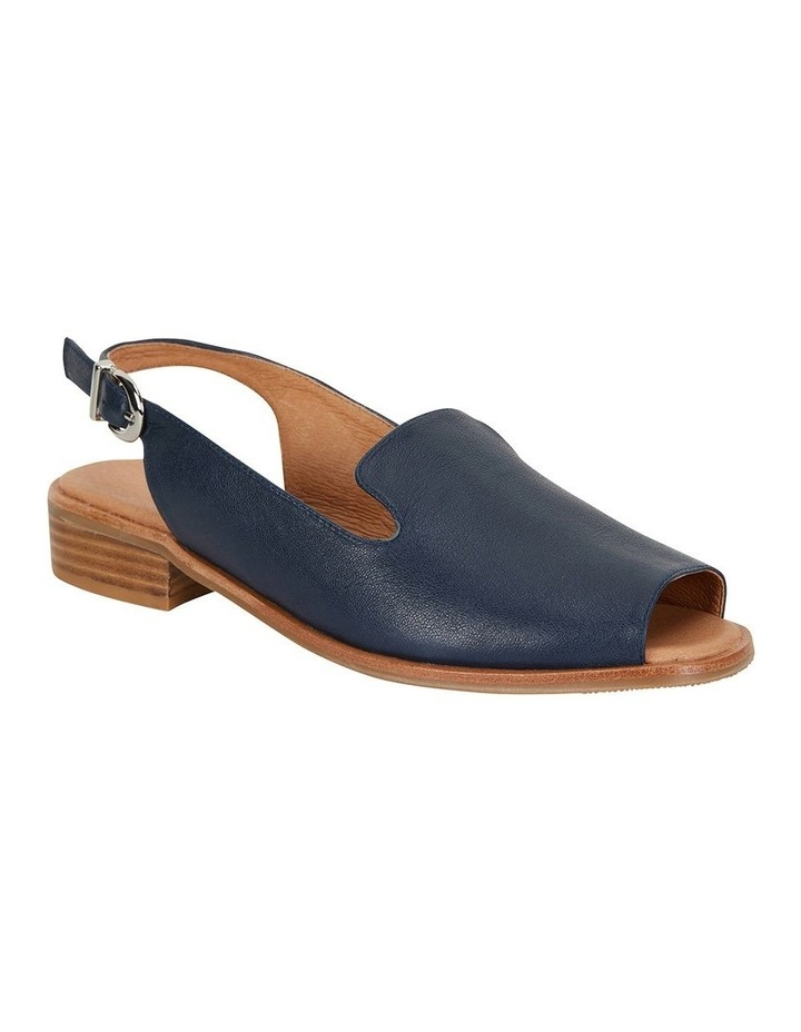 Delaney Navy Glove Sandal image 2
