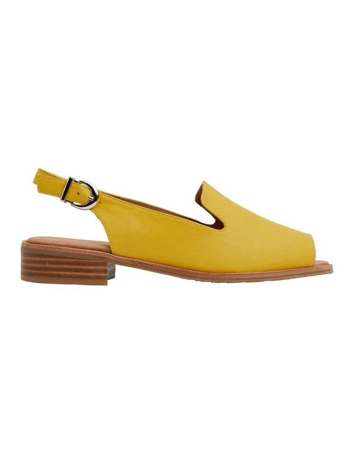 Delaney Mustard Glove Sandal image 1