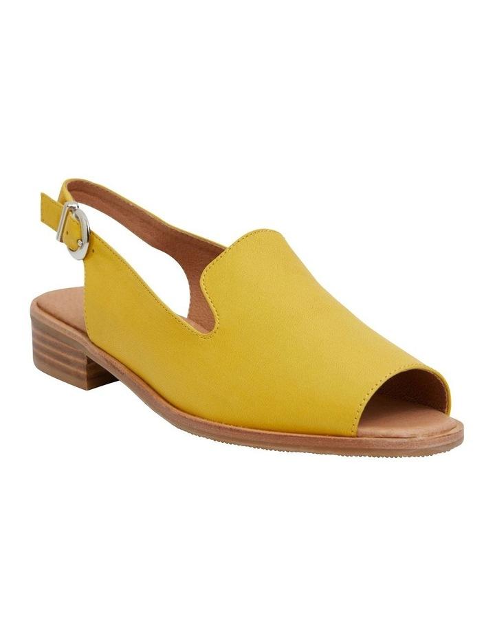 Delaney Mustard Glove Sandal image 2